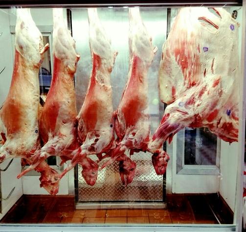 Fresh Halal Meat